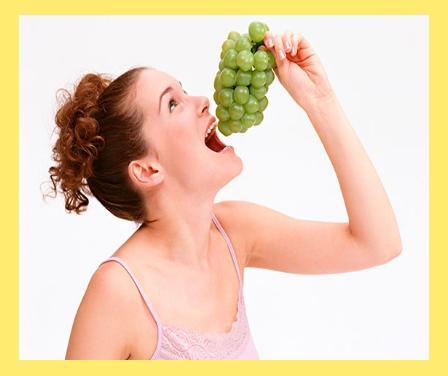 Какая польза от винограда для беременных 95